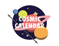 Cosmic Calendar Icons
