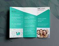 Business presentation - Flyer
