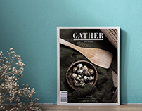 Gather Journal Magazine Cover