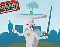 Comedy Festival (Re-Concept)