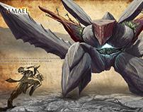 Camael Boss Loading Screen
