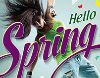 Step n Groove - Spring Dance Workshop Creative