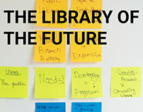 The library of the future/Research&Design Strategy