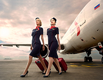 Ural Airlines 2018 Ad campaign