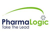 Pharmalogic. Branding, logo design, web design.