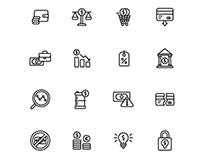 16 Economy Icons