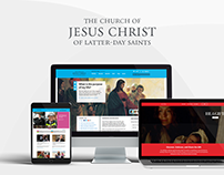 The Church Of Jesus Christ - Campaigns