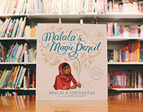 Malala's Magic Pencil!