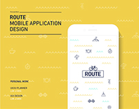 ROUTE : app for all riding lovers