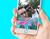 FIltre Snapchat AEMA