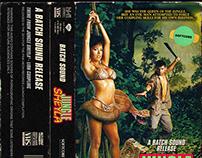 """Jungle Sheyla"" single digital tape cover"
