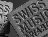 Swiss Music Awards Branding
