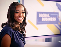 Rachelle Akuffo Global Business America Promo