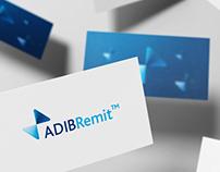 ADIB Remit Branding