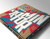 DOMINOS Box Design
