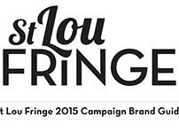 2015 St Lou Fringe Brand Guide