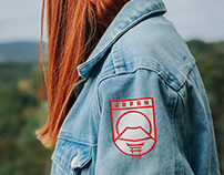 JAPAN - Jacket Patch
