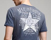 T-shirt prints VINTAGE 55 - OVS - CKS - Penn-Rich