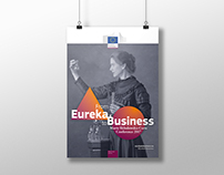 Event branding - From Eureka to Business