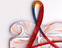 Adobe Acrobat 25th Anniversary Art