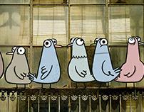 Pigeon Ch Design