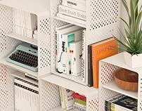 CAKTO storage furniture
