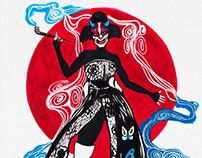 Kabuki Female