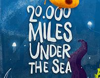 20.000 Miles Under The Sea