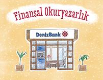 Denizbank - Finansal Okuryazarlık Micro Site