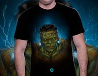 SPEEDART: Frankenstein