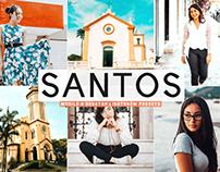 Free Santos Mobile & Desktop Lightroom Presets