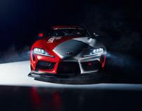 'Supra GT4', Toyota