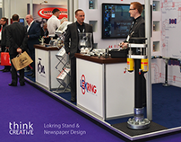 Lokring Exhibition Stand