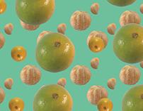 Mandarina Vector Set