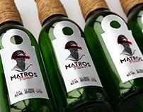 Kaptein & Matros beer packaging