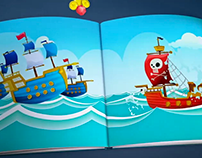 Disney Junior Asia - Pirate Adventure