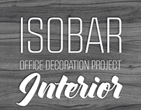 isobar budapest / office decoration project / interior