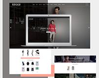 LUGGI webdesign and development