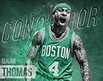 Isaiah Thomas, Boston Celtics