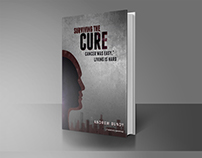 "Book Cover ""Surviving the cure"""