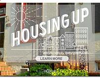 HousingUp Website Redesign