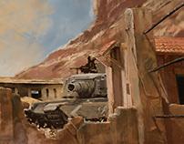 centurion at Sinai