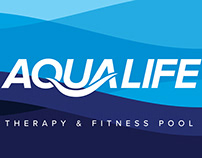 Aqua Life Business Card Design