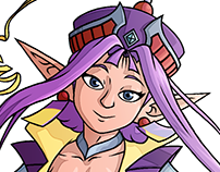 Grandia Characters 2