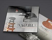 Vanilla Wall's Logo Design + Cover Art