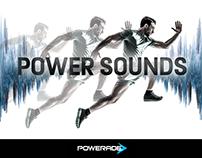 POWERADE - Power Sounds