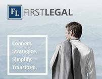 First Legal Rebrand