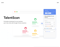 TalentScan | the Chrome extension to find employees