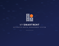 SmartRent - UI/UX - rental management application