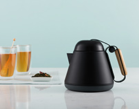 Teako Teapot